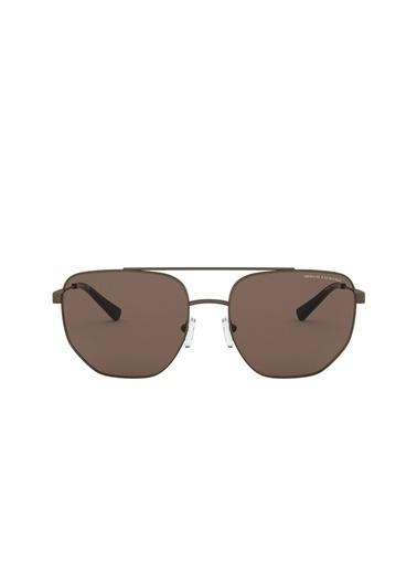 Armani Exchange Armani Exchange 0AX2033S Erkek Güneş Gözlüğü Renksiz